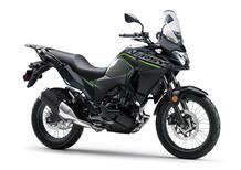 Viaggi: in partenza per il giro del mondo con la Kawasaki Versys X-300 Adventure
