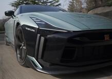 Nissan GT-R 50 by Italdesign | 720 CV come tributo a un MITO. Da 900.000 EURO!