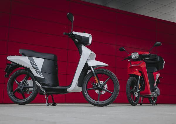 Moto elettriche: al via da oggi gli incentivi della Regione Lombardia