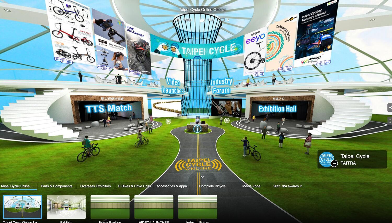 Taipei Cycle Show 2021, dove si diventa costruttori di biciclette