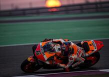 MotoGP 2021, test Qatar day 2: a tre ore dalla fine due Honda ai primi due posti