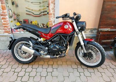 Benelli Leoncino 500 Trail (2021) - Annuncio 8322119