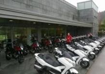 Honda presenta CB500X, CRF250M e Forza 300. Caratteristiche e prezzi