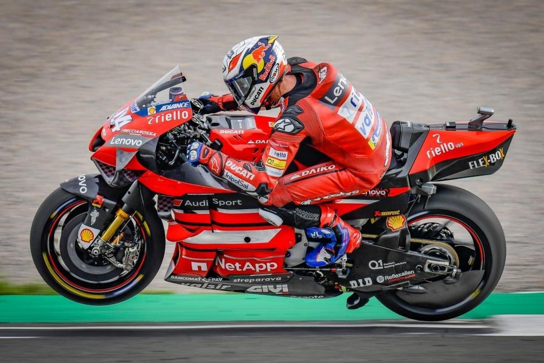 MotoGP. Tutte le moto di Andrea Dovizioso [GALLERY]