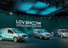 Commerciali Renault: nuovi Express, Kangoo, Trafic e SpaceClass [Van anche EV]