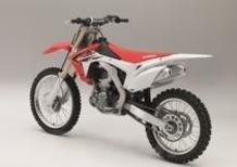 Honda CRF250R e CRF450R 2014