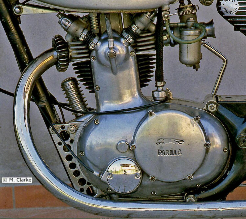 Trapianti di motori. Laverda e Moto Morini