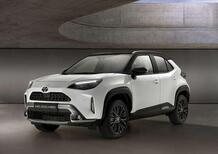 Prezzi, promo, premi e dettagli tecnici della nuova Toyota Yaris Cross: consegne a settembre da 25K €