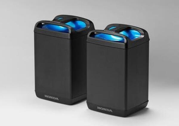 Honda: accordo raggiunto per la standardizzazione delle Batterie Intercambiabili per Moto Elettriche