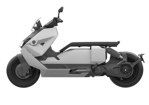 BMW CE 04. Pronto per la produzione lo scooter elettrico bavarese