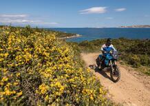 Culuccia, l'isola paradiso dei motociclisti