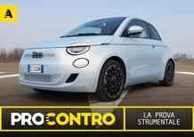 Fiat Nuova 500 elettrica, PRO e CONTRO. La prova strumentale [Video]