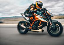 Nuova KTM 1290 Super Duke RR. Dati e immagini definitive