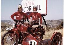 Le Moto Guzzi storiche in una mostra itinerante per il Centenario. Si parte da Milano