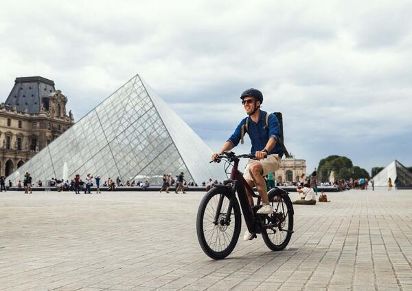 Francia. 2.500€ a chi rottama lauto e compra una eBike
