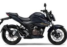 Suzuki Gixxer 250: dal Giappone con nuove colorazioni