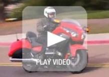 Video: Honda GoldWing F6B