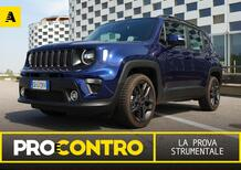 Jeep Renegade 4xe ibrida plug-in, PRO e CONTRO. La prova strumentale [Video]