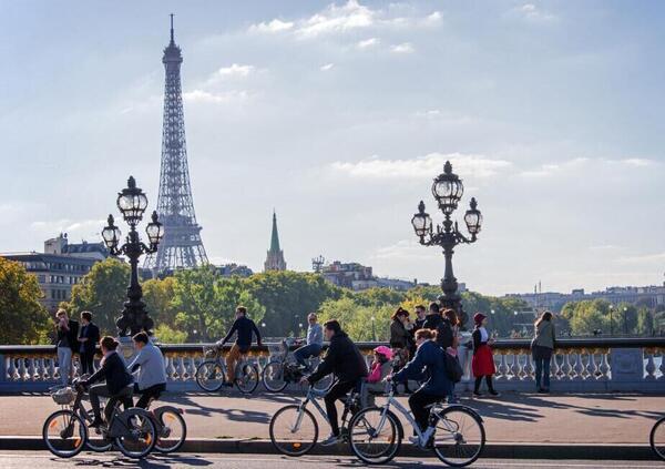 Vendite eBike Francia. Una bici su cinque è elettrica