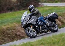 BMW R1250 RT: First Class