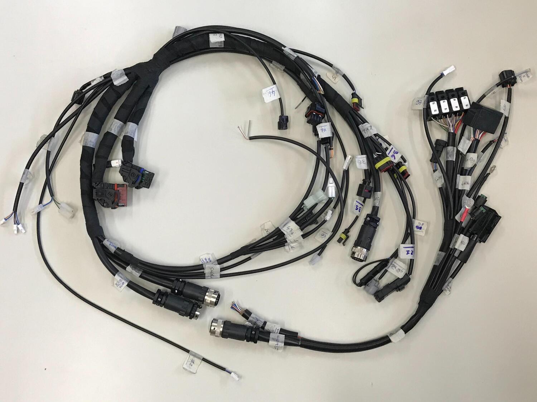 Cavi e fili: il circuito arterioso della moto