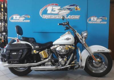 Harley-Davidson 1450 Heritage Classic (2006 - 07) - FLSTCI - Annuncio 8355674