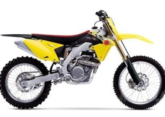 Suzuki, aggiornamenti per le RM-Z 250 e 450 2014