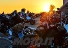 Le foto più belle del 110° anniversario Harley-Davidson a Roma
