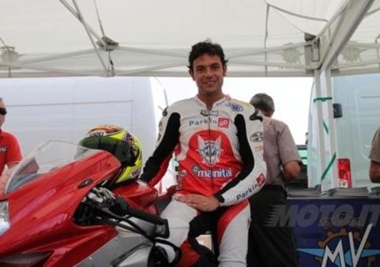 Roberto Rolfo: Con la MV F3 si può fare molto bene in Supersport