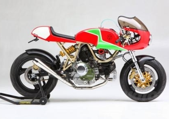 Leggero Racer, Ducati secondo Walt Siegl