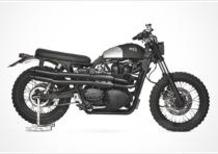 Anvil Motociclette Ard, che bella Triumph Scrambler