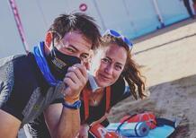 Francesca Gasperi, alla Dakar per non smettere di sognare