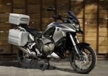 Honda Crosstourer: finanziamento senza interessi fino al 30 luglio