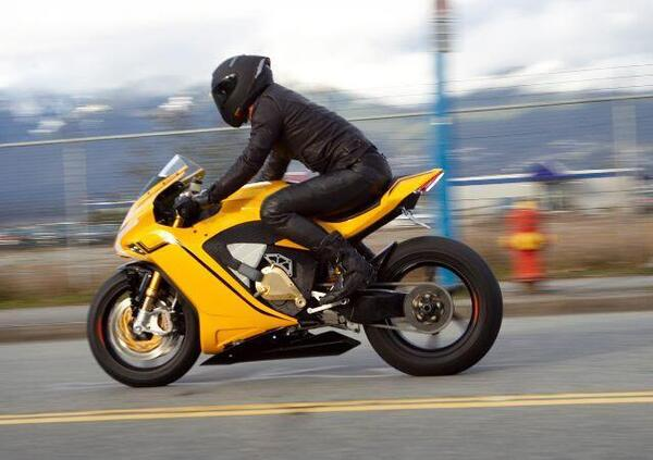 Michael Uhlarik nuovo Head of Design di Damon Motorcycles