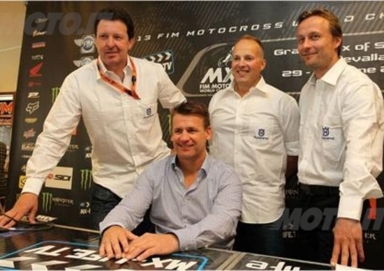 2014. Husqvarna rientra nel mondiale Motocross