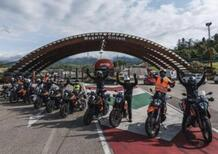 KTM Adventure Roadshow, la prima tappa del Mugello