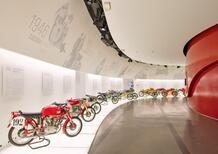 Riapre il Museo Ducati di Borgo Panigale