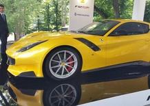 Salone dell'Auto di Torino: ecco le Supercar del Parco Valentino! [Video]