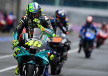 """MotoGP 2021. GP di Francia. Valentino Rossi: """"Un passo in avanti, ma dobbiamo fare di più"""""""