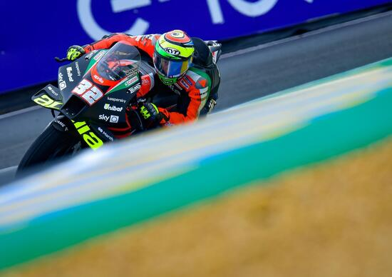 MotoGP 2021, French GP at Le Mans.  Ideas, considerations, questions after the race
