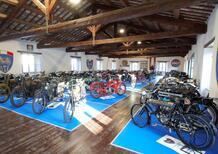 Museo Officine Benelli: riapre sabato a Pesaro con la Collezione Morbidelli