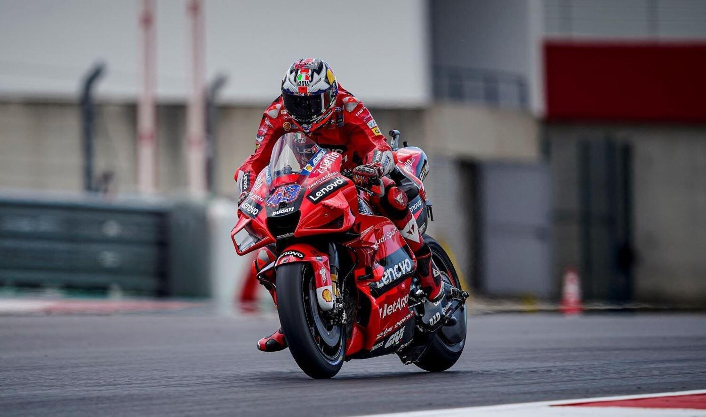 MotoGP 2021. Al Mugello le MotoGP frenano così