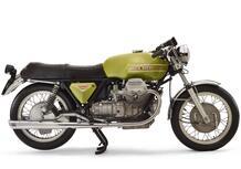 Le Moto Guzzi storiche in mostra al Museo Piaggio