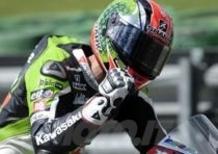 Sykes rinnova con Kawasaki