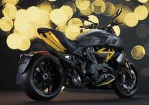 """Ducati Diavel 1260S """"Black and Steel"""". Carattere sportivo"""
