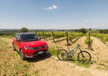 Una settimana tra Mondiale E-Bike e guida elettrificata, Con Suzuki Vitara Hybrid [video]