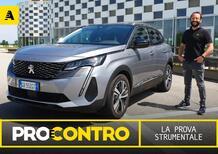 Peugeot 3008 Hybrid, PRO e CONTRO | La pagella e tutti i numeri della prova strumentale