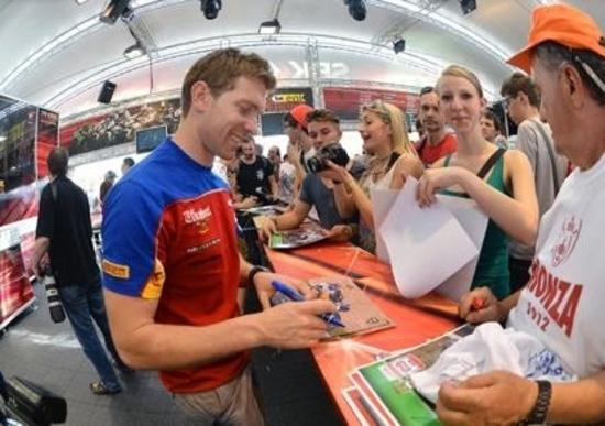 SBK. Aitchison sostituisce Lundh a Silverstone