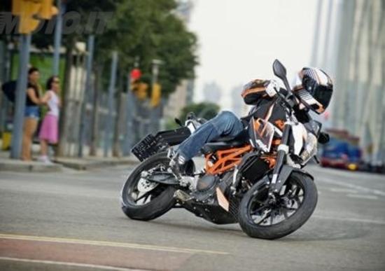 KTM Finance: Finanziamento a tasso agevolato per la 125 Duke e sulla gamma on e offroad