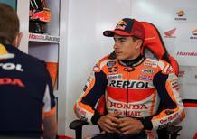 """MotoGP 2021, GP d'Olanda ad Assen. Marc Marquez: """"Qui l'obiettivo è entrare nei dieci"""""""